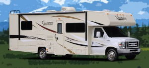 coachmen rv rental