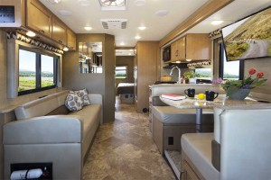 Thor Motorcoach ACE Interior