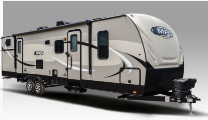 Cedar Creek Silverback By Forest River RV