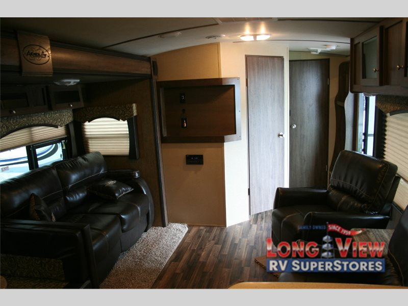 Dutchmen Aerolite Travel Trailer living area