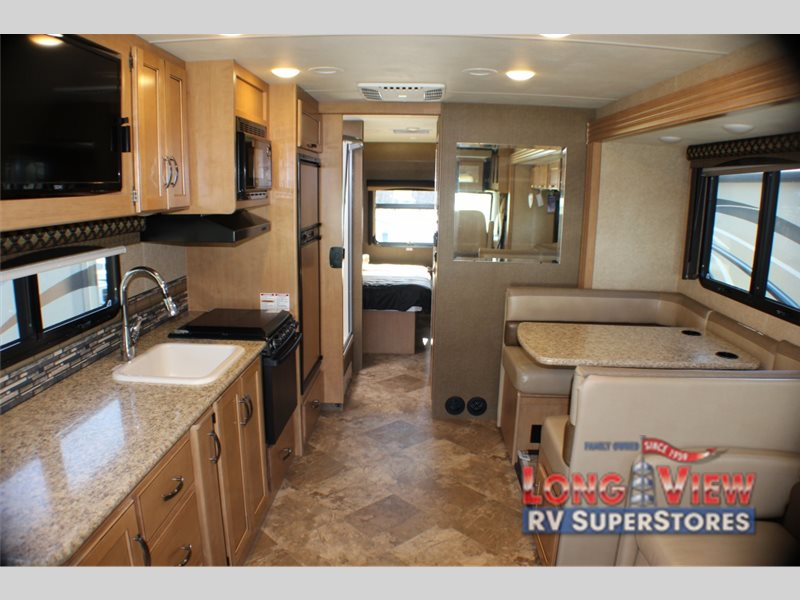 Class a motorhome interior pictures to pin on pinterest for Interior motorhome designs