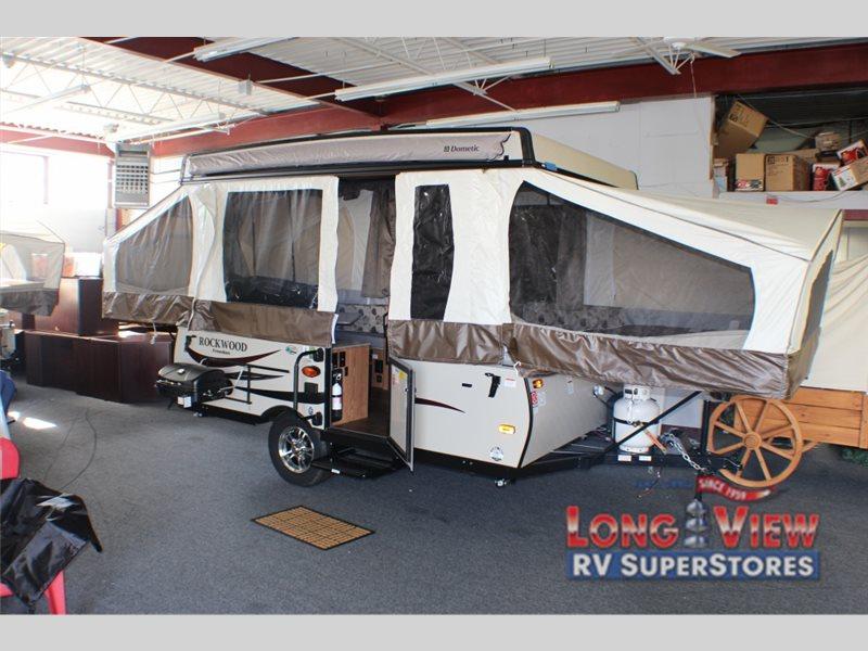 Forest River Rockwood Freedom Pop Up Camper