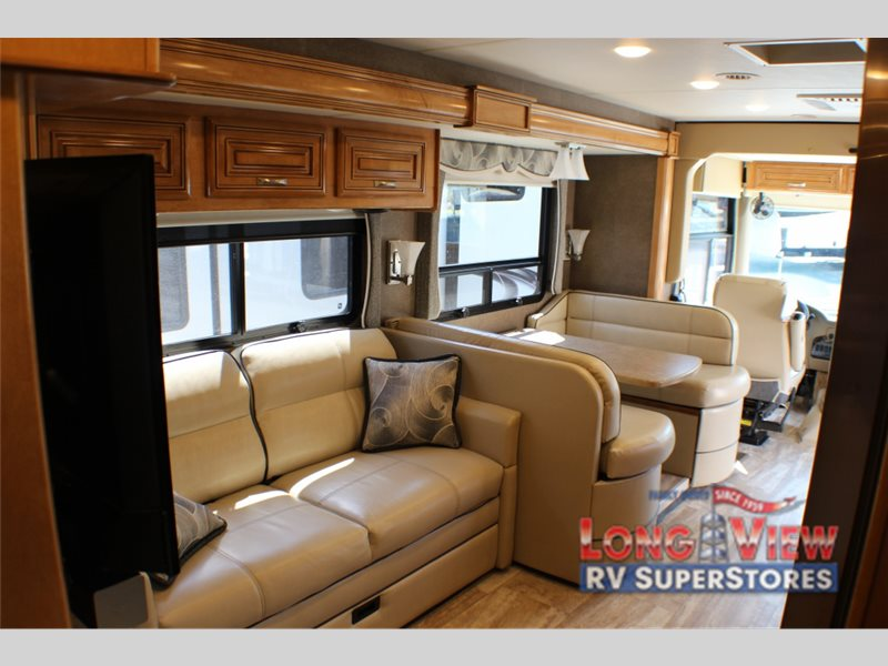 Thor Motorcoach Challenger Motorhome Interior