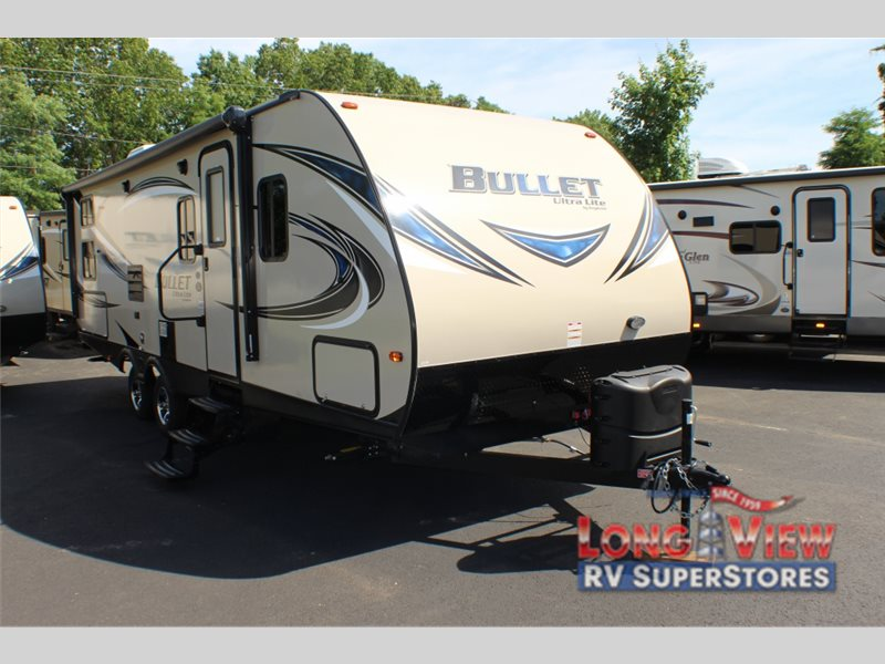 Keystone Bullet Travel trailer