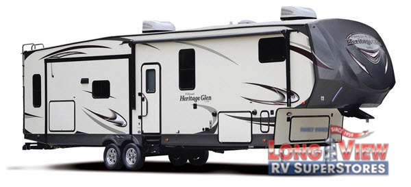 Wildwood Heritage Glen Fifth Wheel