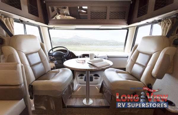 Thor Motor Coach A.C.E. Class A Motorhome Cab