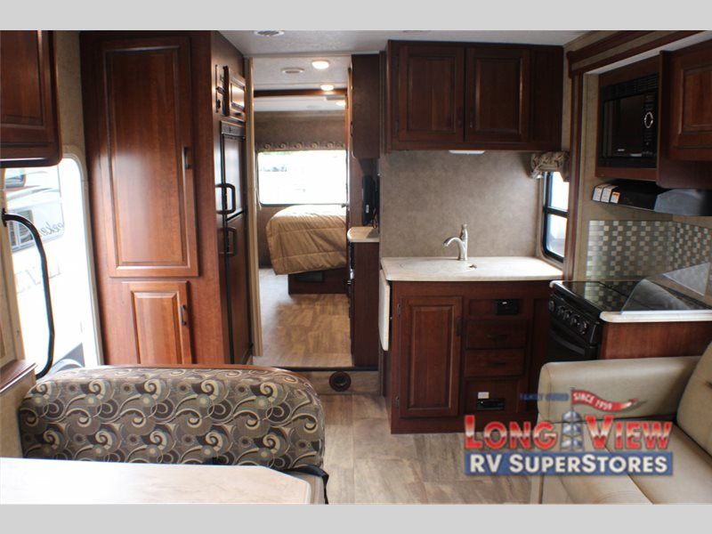 Forest River Sunseeker Class C Motorhome Kitchen
