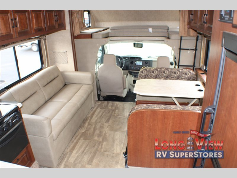 Forest River Sunseeker Class C Motorhome Interior