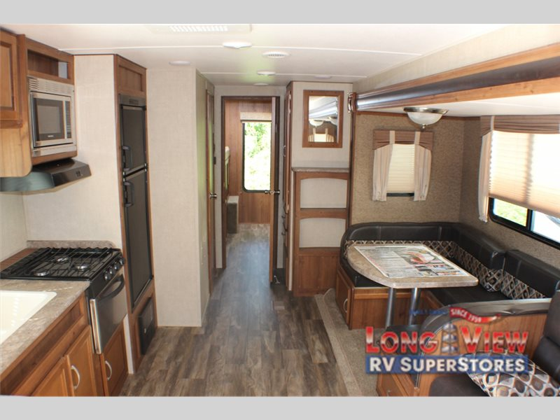 Gulf Stream Conquest Travel Trailer Interior