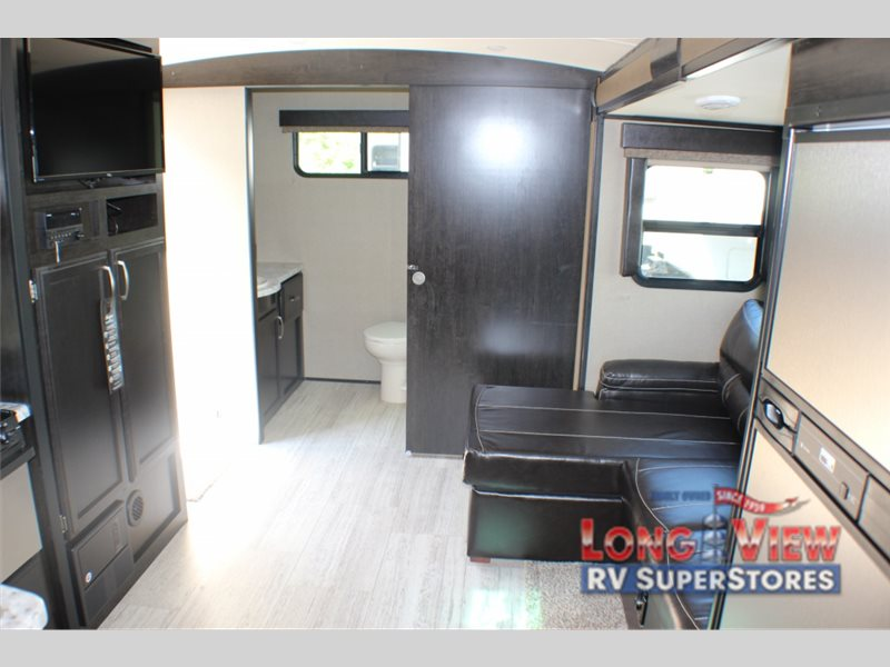 Grand Design Imagine Travel Trailer Living Room