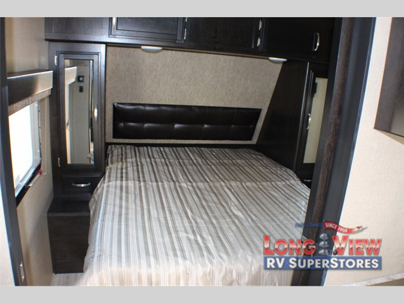 Grand Design Imagine Travel Trailer Master Bedroom