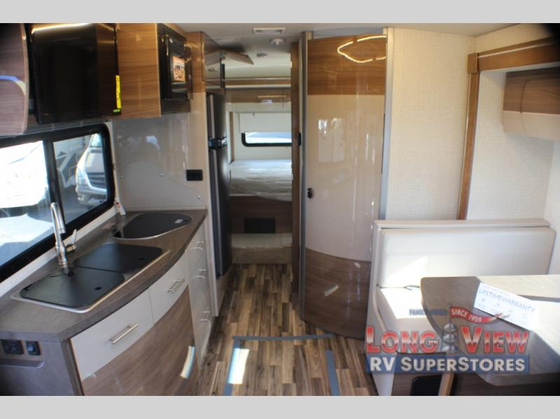 Winnebago Navion Class C Motorhome Kitchen