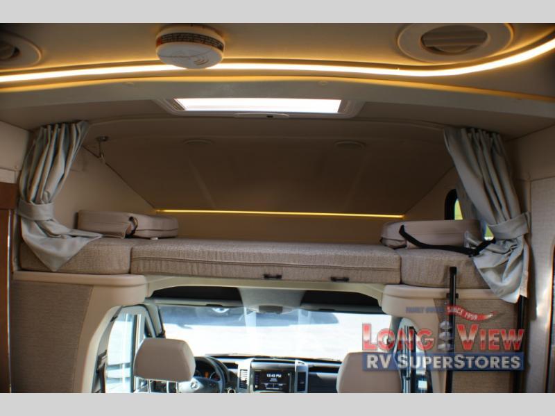 Winnebago Navion Class C Motorhome Cab Bunk