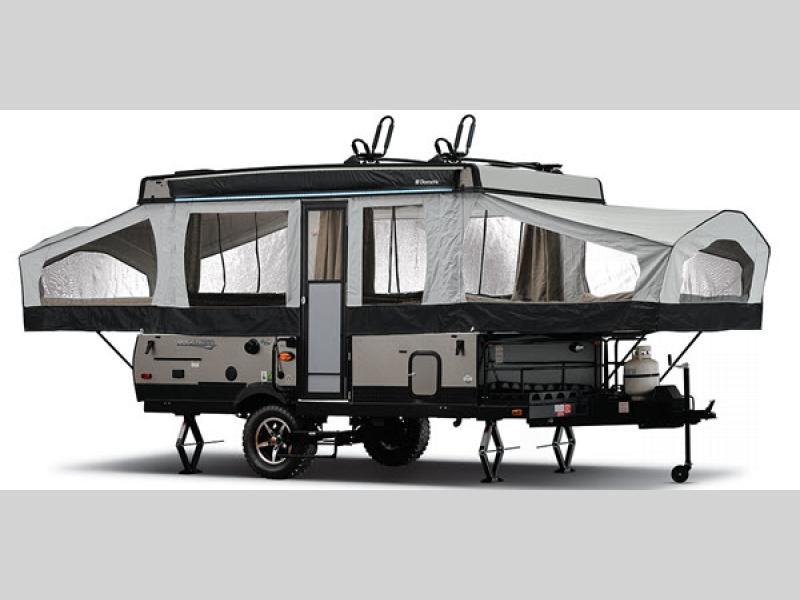 Pop Up Camper Gasgrill : Check out the rockwood extreme sports pop up camper longviewrv