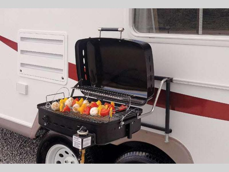 Rockwood Extreme Sports pop up Exterior Grill