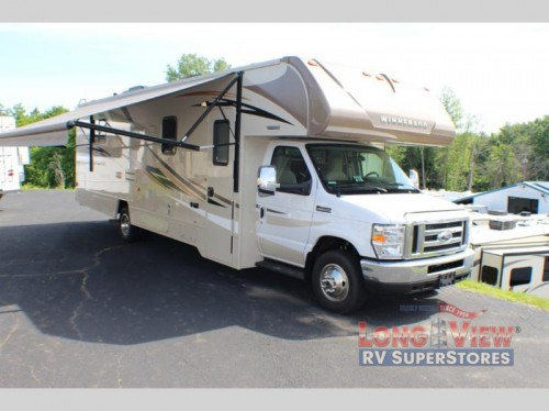 Check out the Winnebago Spirit Class C Motorhome! - LongviewRV Blog