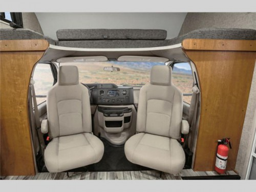Winnebago Spirit Class C Motorhome Cab