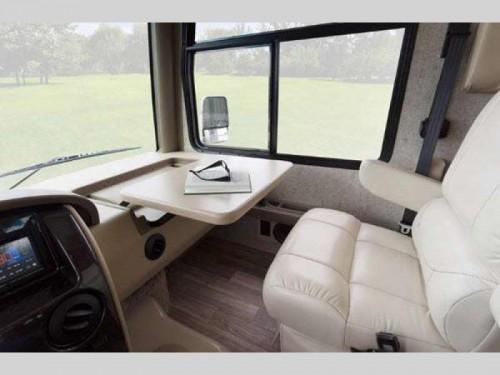 Thor Miramar Class A Motorhome Cockpit
