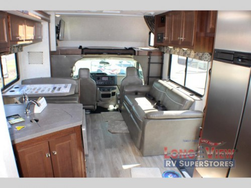 Forest River Sunseeker Motorhome Interior