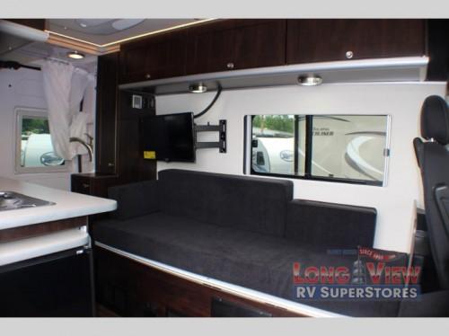 Hymer Carado Axion Class B Motorhome Interior