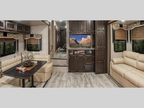 KZ Durango 1500 Fifth Wheel Interior