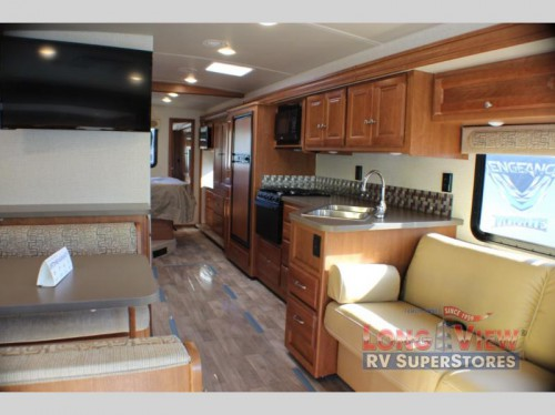 Winnebago Sunstar motorhome Interior