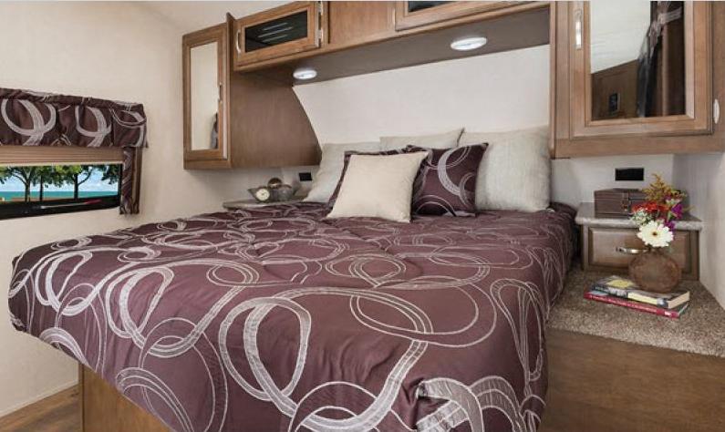 heritage glen hyper lyte bedroom