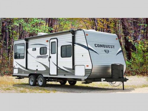 Gulfstream Conquest travel trailer
