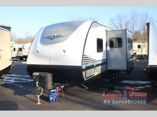 Forest River Surveyor travel trailer