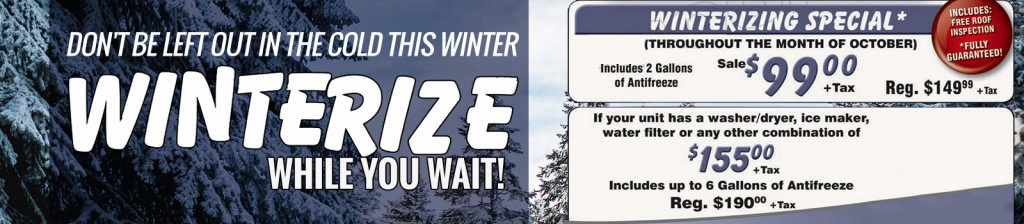 Longview Winterize Banner