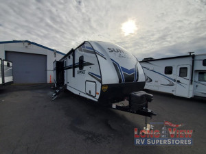 Learn more about this Crossroads Sunset Trail travel trailer for sale at Longview RV Superstores.