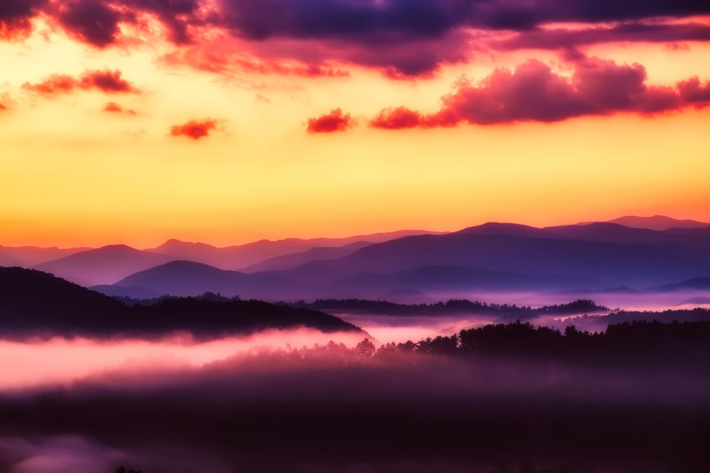great-smoky-mountains-2707443_1280